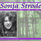Doctor Sonja Strode - Author